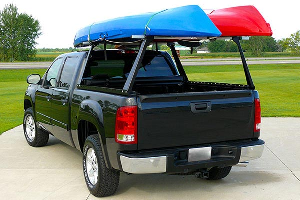 access Adarac with Kayaks