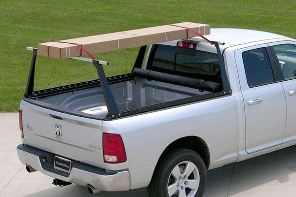 access adarac truck rack with load