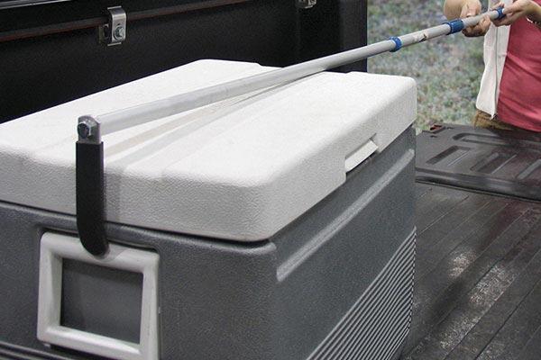 access ez retriever pulling cooler