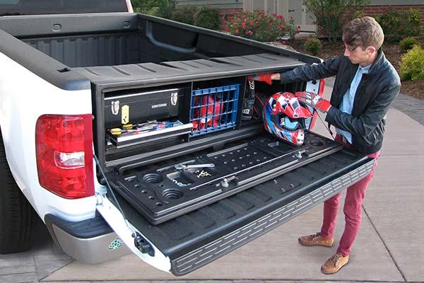 Silverado Truck Bed Divider