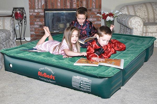 airbedz lite living room