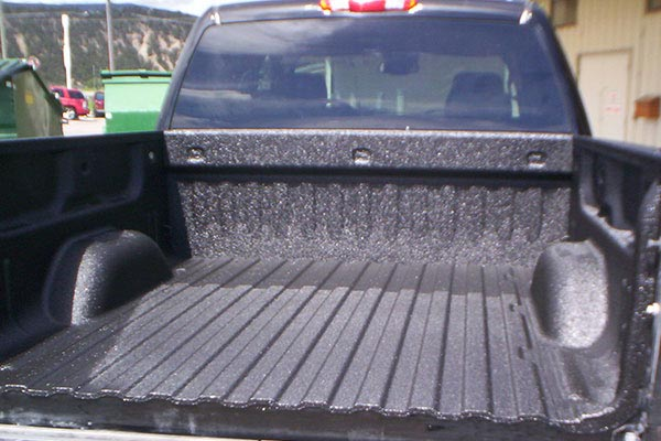Al S Liner Diy Truck Bed Spray On Liner Kit Paint