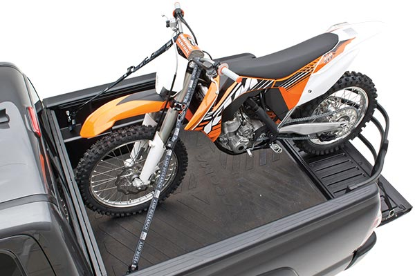 amp research bedxtender hd moto ktm loaded