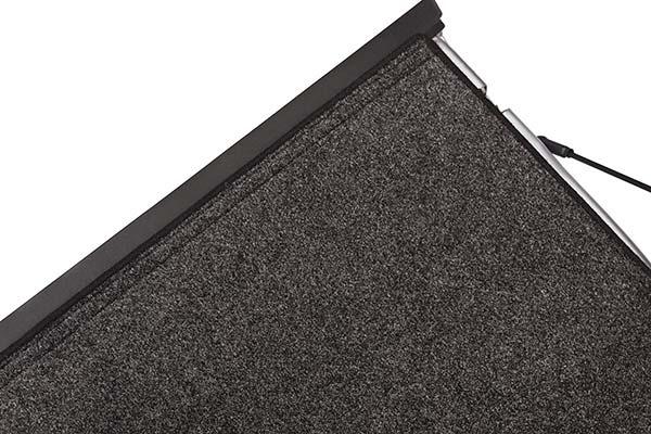 bedrug bed mat corner detail