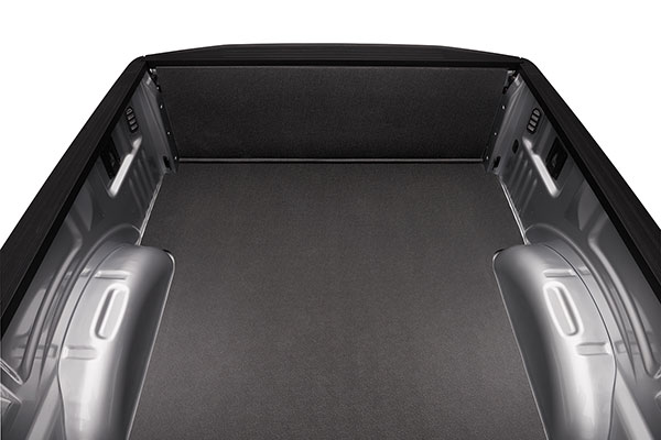 bedrug impact truck bed mat rear cab view