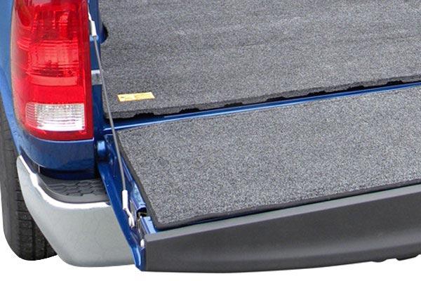 bedrug tailgate mat blue