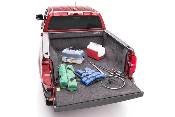 bedrug truck bed liner open
