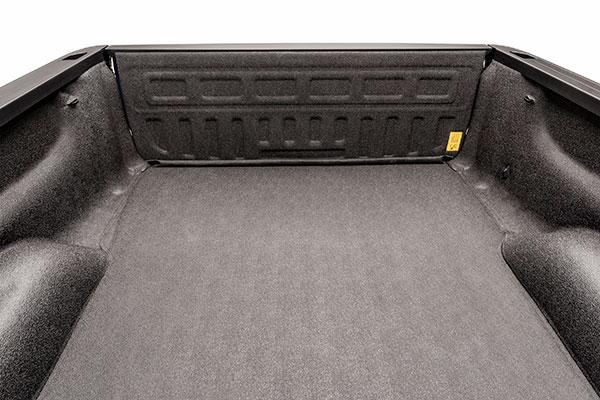 bedtred ultra truck bedliner by bedrug installed