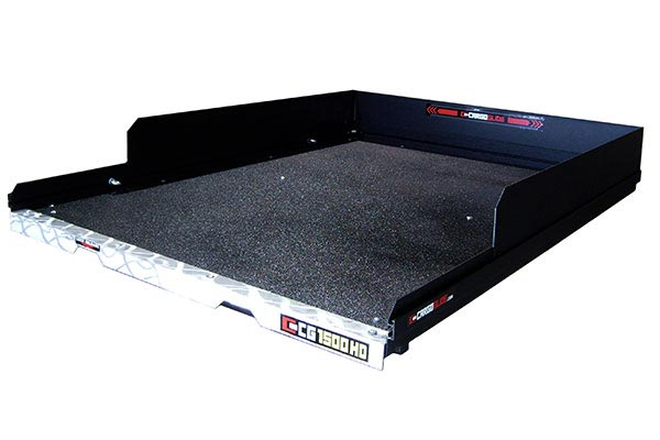 cargoglide 1500 series steel truck bed slide 3