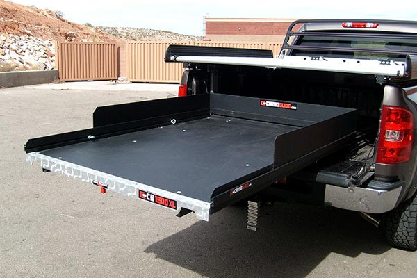 cargoglide 1500 series steel truck bed slide 6