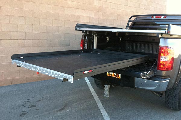 cargoglide 1500 series steel truck bed slide 7