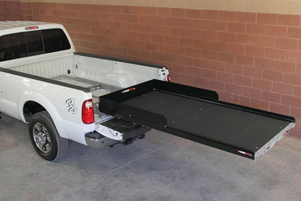 Truck Bed Slide Out Drawers for Pinterest