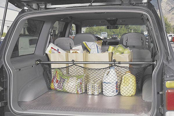 covercraft cargo bars suv