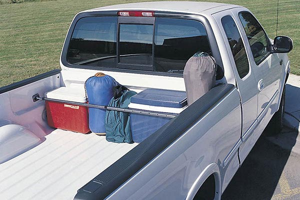 covercraft cargo bars truck
