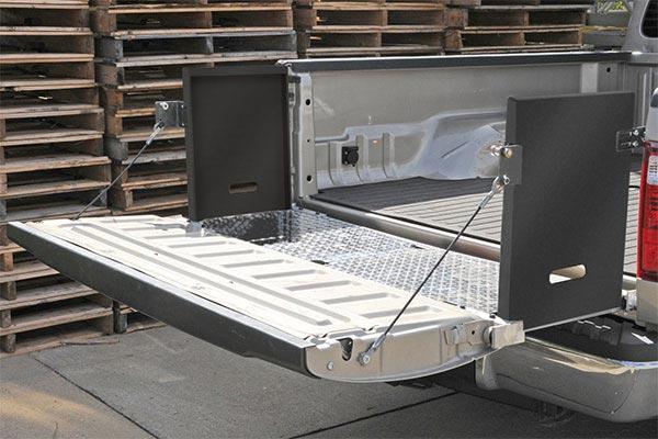 Dee Zee Truck Bed Extender Tailgate Bed Extender For