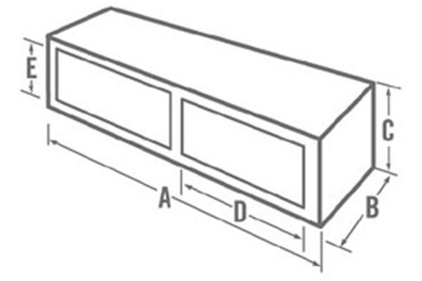 delta measurement diagram topside