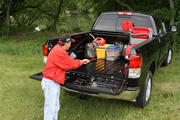 du ha reach e z extendable cargo retriever camping