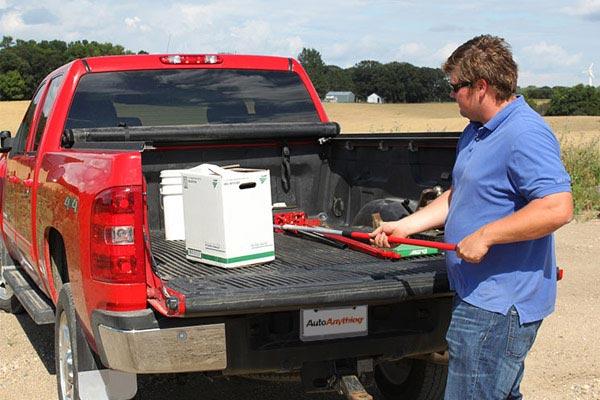 du ha reach e z extendable cargo retriever farmer