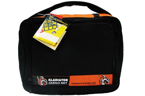 gladiator cargo net bag