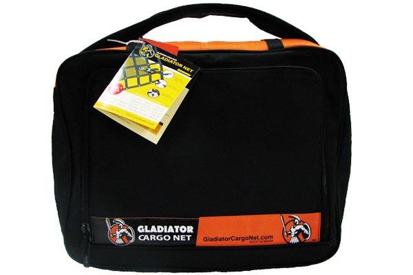 gladiator cargo net bag