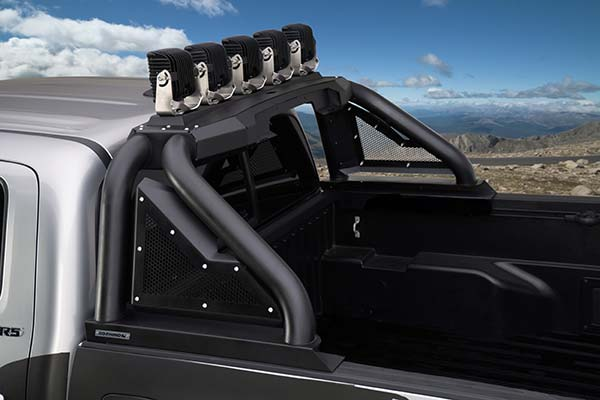 Tonneau Cover With Truck Bed Light