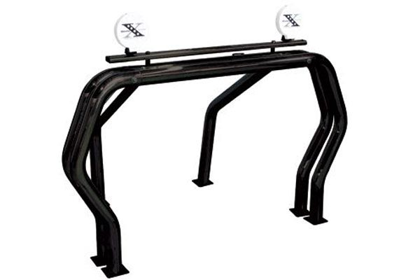 go rhino bed bars with optional light bar