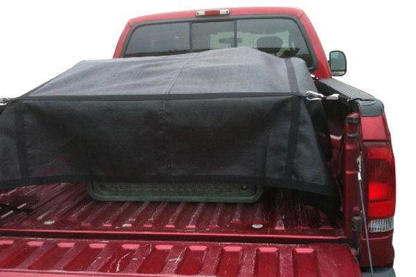 gorilla mesh tarp back view