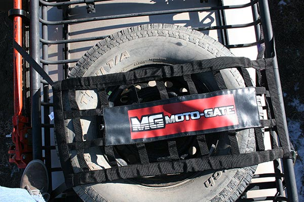 moto gate mini cargo net related