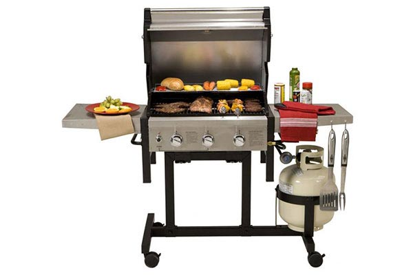party king grills swing n smoke tailgate grills backyard grill stand