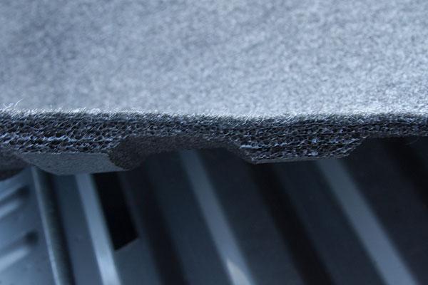 proz premium carpet bed mat contour to bed
