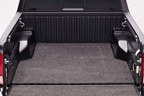 1931 Ford Bed Mats Weathertech Techliner Custom Truck Bed