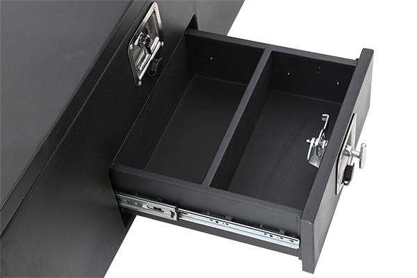 smittybilt adventure box drawer open