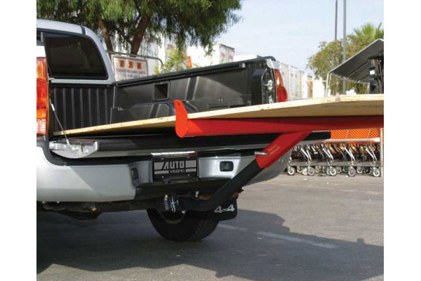 truck covers usa american tailmate hitch bed extender installed 2
