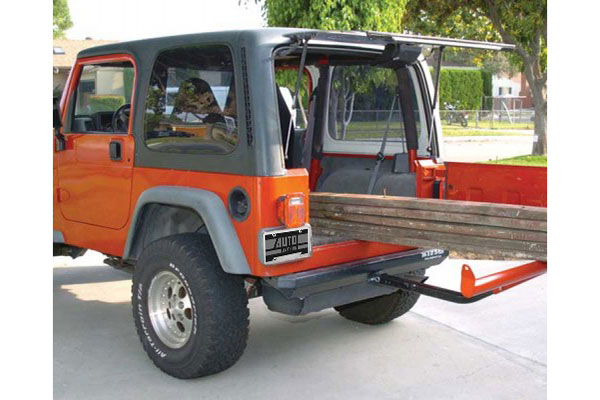 truck covers usa american tailmate hitch bed extender jeep 2