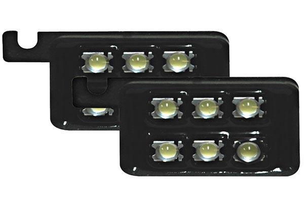 truxedo b light tonneau lighting system light details