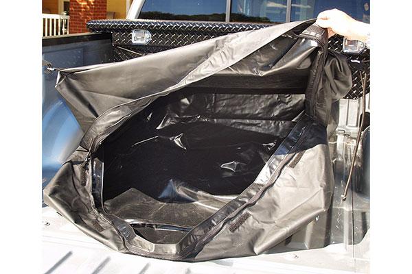 tuff truck bag opening