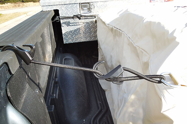tuff truck bag strap