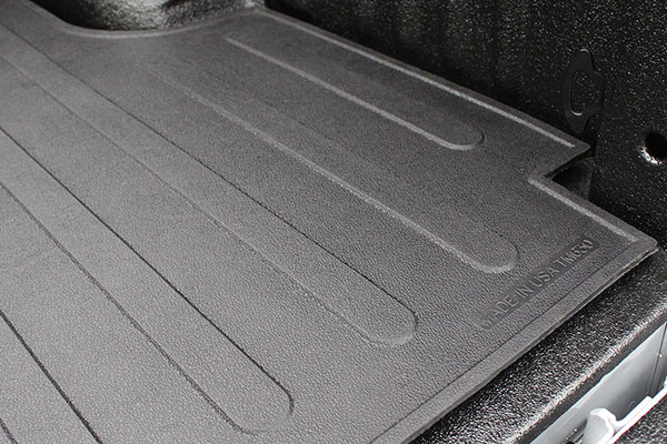 westin truck bed mat ribbed top surface
