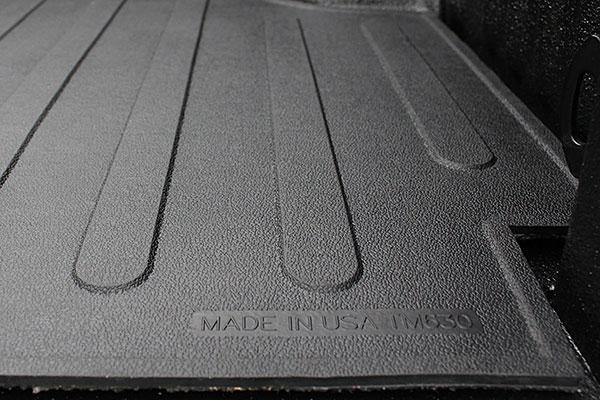 westin truck bed mat texture detail