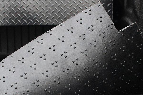 westin truck bed mat underside nibs