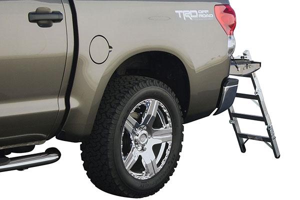 truck pal on Tundra
