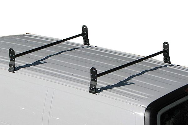 proz van rack installed