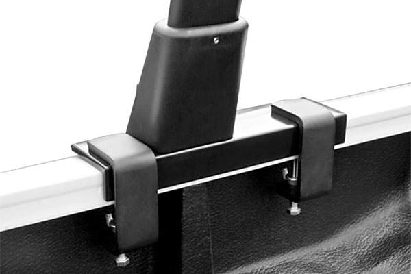 rola haul your might truck rack bed clamp