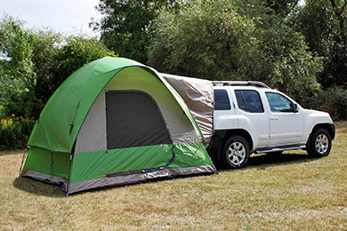 Backroadz SUV Tent Outside View