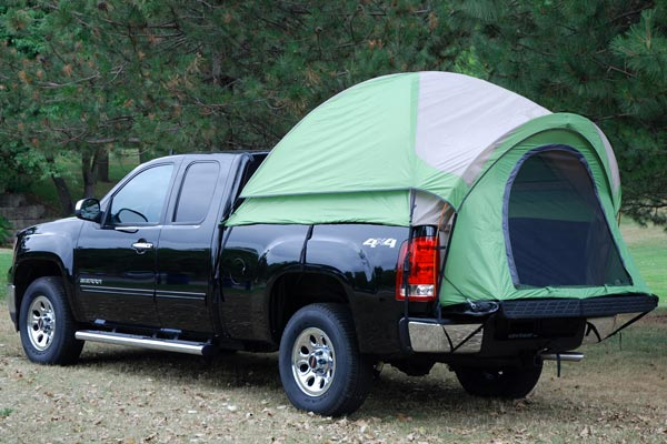 napier backroadz truck tent best price free shipping on napier back roads pickup truck bed tents. Black Bedroom Furniture Sets. Home Design Ideas