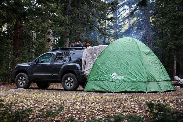 ... Enjoy the wilderness from a comfortable place thanks to a Napier Backroadz Tent ... & Napier 13100 - Napier Backroadz Universal Tents - FREE SHIPPING!