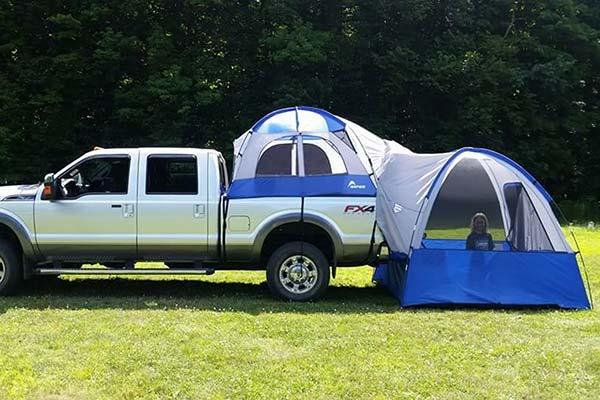 Napier Sportz Link Truck Tent Extension Free Shipping