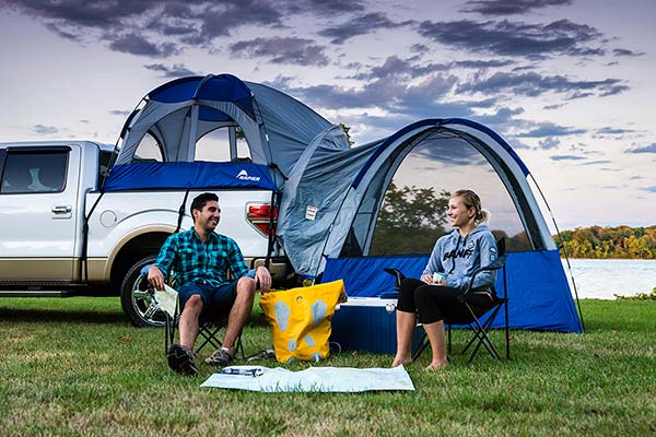... Your Napier Sportz Tent Extension is designed for use with your Napier Truck Tent ... & Napier Sportz Link Truck Tent Extension - FREE SHIPPING!