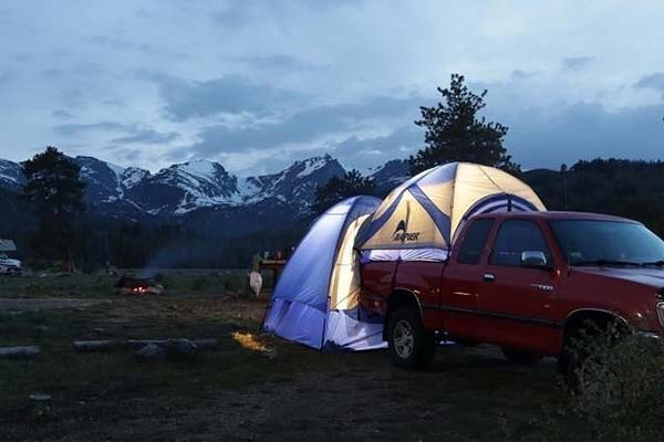 ... Your Napier Sportz Truck Tent 57 Series is supported by a 1-year warranty ... & Napier Sportz Truck Tent 57 Series - Read Reviews u0026 FREE SHIPPING!