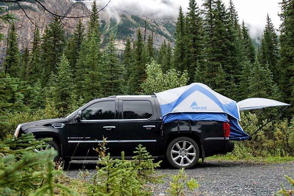 ... napier-sportz-truck-tent-57-series-lifestyle & Napier Sportz Truck Tent 57 Series - Read Reviews u0026 FREE SHIPPING!